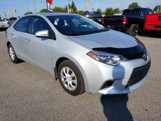 Used 2015 Toyota Corolla S for sale in Kemptville, ON