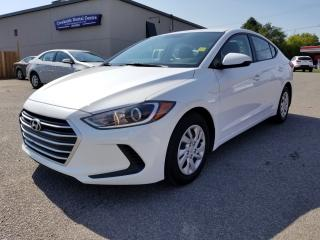 Used 2017 Hyundai Elantra GL for sale in Kemptville, ON