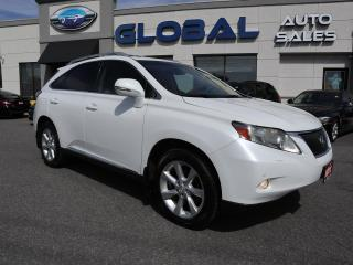Used 2011 Lexus RX 350 AWD LEATHER NAVIGATION MORE TV / DVD . for sale in Ottawa, ON