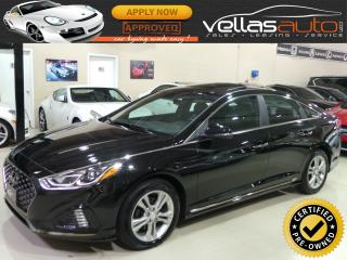 Used 2018 Hyundai Sonata SPORT| BLIND SPOT|SUNROOF| LEATHER| RCAMERA for sale in Vaughan, ON