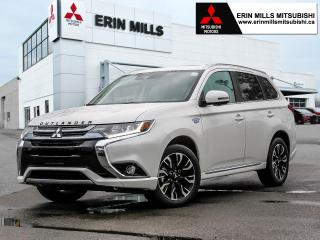 Used 2018 Mitsubishi Outlander Phev GT S-AWC, Leather, Sunroof, Power Liftgate for sale in Mississauga, ON