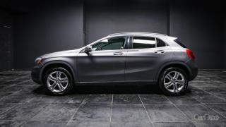 Used 2015 Mercedes-Benz GLA DUAL CLIMATE | HEATED SEATS | HANDS FREE | NAV for sale in Kingston, ON