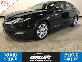 Used 2014 Lincoln MKZ Base AWD, REMOTE START, BLIND SPOT MONITORING for sale in Calgary, AB