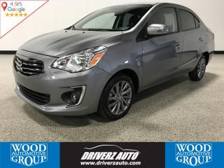 Used 2017 Mitsubishi Mirage G4 SEL APPLE CARPLAY, ANDROID AUTO, REARVIEW CAMERA for sale in Calgary, AB
