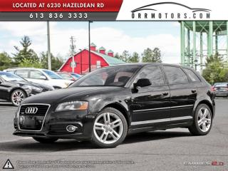 Used 2012 Audi A3 2.0T quattro with S tronic for sale in Ottawa, ON