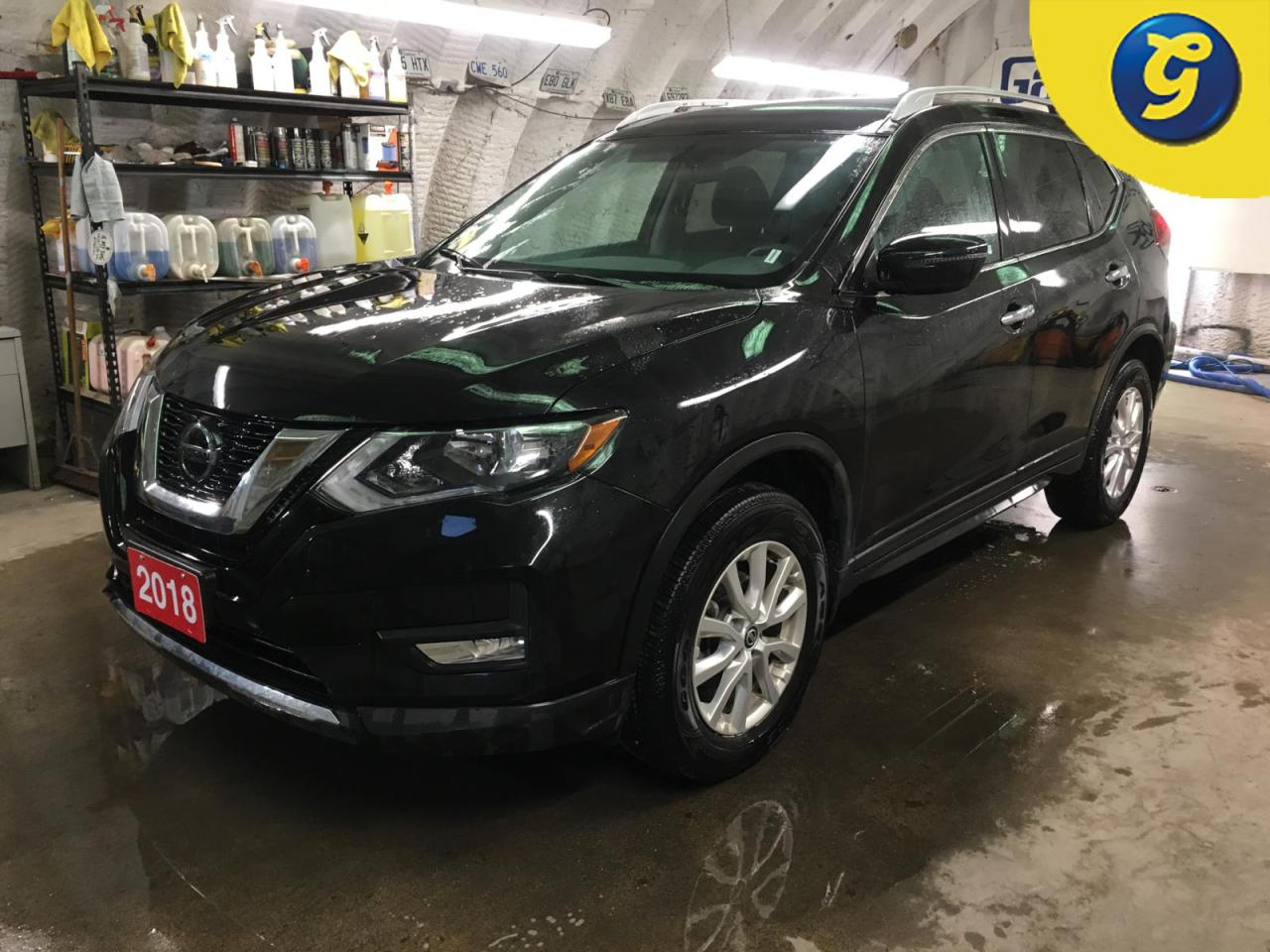Used 2018 Nissan Rogue SV*AWD*REMOTE START*APPLE CAR PLAY/ANDROID ...