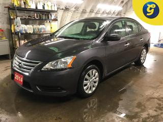 Used 2014 Nissan Sentra SV*SUNROOF*PHONE CONNECTHAND FREE CONTROL*VOICE RECOGNITION**PASSIVE ENTRY*PUSH BUTTON IGNITION*KEYLESS ENTRY*ECONOMY/SPORT MODE for sale in Cambridge, ON