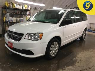 Used 2015 Dodge Grand Caravan SXT*STOWN GO SEATS*3 Zone Man Control-Front & Rear A/C Rear Air Conditioning w/Heater*Power second-row windows Power Quarter Vented Windows Pwr Windo for sale in Cambridge, ON