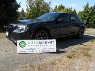 Used 2016 Chrysler 300 S S, NAVI, PANO ROOF, WARRANTY, FINANCING! for sale in Surrey, BC