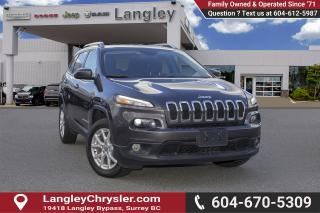 Used 2015 Jeep Cherokee North <B>*LOCAL BC  *NO ACCIDENTS *SINGLE OWNER</B> for sale in Surrey, BC