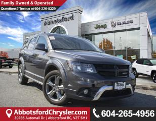 Used 2018 Dodge Journey Crossroad *ACCIDENT FREE* *LOCALLY DRIVEN* for sale in Abbotsford, BC
