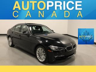 Used 2014 BMW 328i xDrive LUXRY PKG|NAVIGATION|BI-XENON for sale in Mississauga, ON