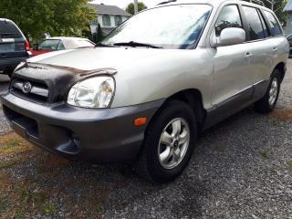 Used 2006 Hyundai Santa Fe GL for sale in Kars, ON