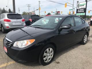 Used 2010 Hyundai Elantra GL l No Accidents l Heated Seats for sale in Waterloo, ON