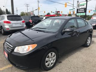 Used 2009 Hyundai Elantra GL l Heated Seats l Automatic for sale in Waterloo, ON