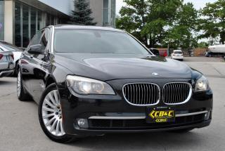 Used 2009 BMW 750Li 750Li - REAR DVD - HEATED/COOLED SEATS for sale in Oakville, ON