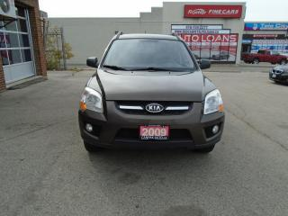 Used 2009 Kia Sportage LX for sale in Scarborough, ON