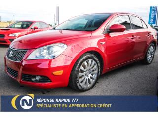Used 2012 Suzuki Kizashi AWD for sale in St-jean-sur-richelieu, QC