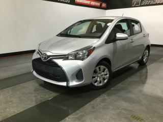 Used 2015 Toyota Yaris YARIS LE -GROUPE ELECTRIQUE -AIR CLIM- J for sale in Carignan, QC