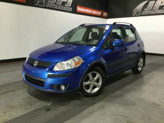 Used 2007 Suzuki SX4 JLX-awd for sale in Carignan, QC