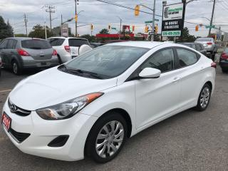 Used 2011 Hyundai Elantra GL l No Accidents l Bluetooth l Heated Seats for sale in Waterloo, ON