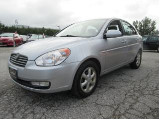 Used 2008 Hyundai Accent GLS / AUTO / AC / GREAT SERVICE HISTORY for sale in Newmarket, ON