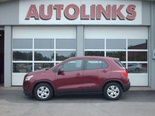 Used 2013 Chevrolet Trax LS for sale in St Catharines, ON