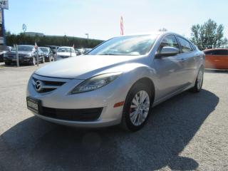 Used 2010 Mazda MAZDA6 GS / AUTO / AC / LOCAL CAR for sale in Newmarket, ON