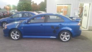 Used 2012 Mitsubishi Lancer SE BLUETOOTH for sale in Beauport, QC