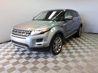 Used 2013 Land Rover Evoque Prestige Premium for sale in Edmonton, AB