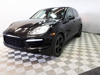Used 2012 Porsche Cayenne TURBO | Full Leather | H/C Seats | Walnut Trim | Blind-spot | Pano Roof for sale in Edmonton, AB