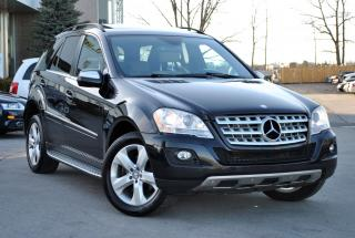 Used 2010 Mercedes-Benz ML 350 ML350 BlueTEC l DIESEL l FUEL SAVER l for sale in Oakville, ON