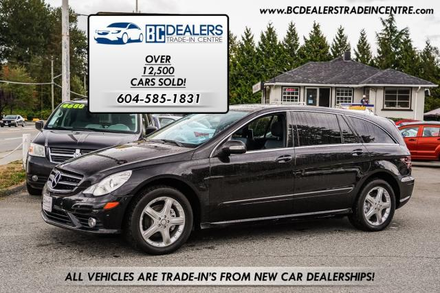 2010 Mercedes-Benz R-Class R350 4MATIC, Low 97k, Pano Roof, Navi, DVD, Loaded