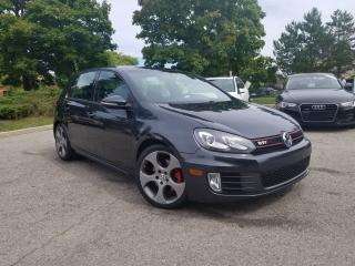 Used 2011 Volkswagen GTI 2.0T for sale in Woodbridge, ON