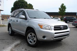 Used 2008 Toyota RAV4 BASE for sale in Mississauga, ON