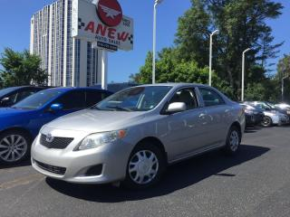 Used 2010 Toyota Corolla CE for sale in Cambridge, ON