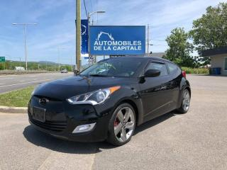 Used 2016 Hyundai Veloster SE for sale in Québec, QC