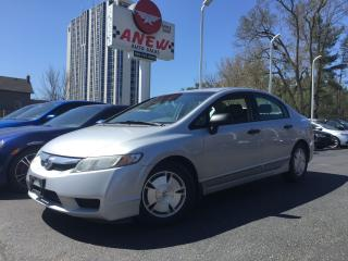 Used 2010 Honda Civic DX-G for sale in Cambridge, ON