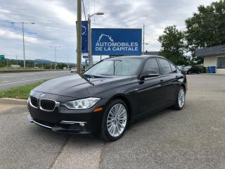 Used 2013 BMW 335i xDrive for sale in Québec, QC