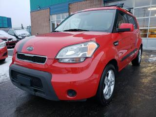 Used 2010 Kia Soul for sale in St-Eustache, QC