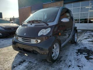 Used 2006 Smart Cabrio cabrilet for sale in St-Eustache, QC