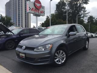 Used 2015 Volkswagen Golf COMFORTLINE for sale in Cambridge, ON