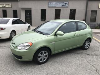 Used 2009 Hyundai Accent GL,AUTOMATIC with A/C,CERTIFIED for sale in Burlington, ON