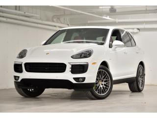 Used 2018 Porsche Cayenne S E-Hybride Platinum for sale in St-Hubert, QC
