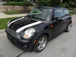 Used 2007 MINI Cooper AUTO, CERTIFIED, SUNROOF, NO ACCIDENTS for sale in Toronto, ON