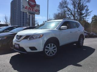 Used 2015 Nissan Rogue S for sale in Cambridge, ON