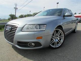 Used 2009 Audi A6 3.0 PREMIUM ÉDITION for sale in Ste-Catherine, QC