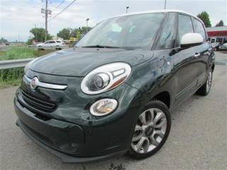 Used 2014 Fiat 500 L SPORT MAN. A/C for sale in Ste-Catherine, QC