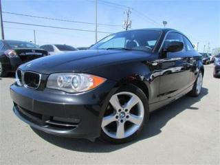 Used 2011 BMW 1 Series 128 A/C BLUETOOTH CRUISE for sale in Ste-Catherine, QC