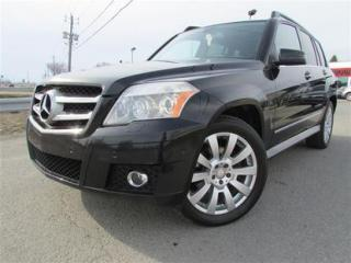 Used 2010 Mercedes-Benz GLK-Class GLK350 AWD BLUETOOTH for sale in Ste-Catherine, QC